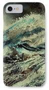 A Wave IPhone Case
