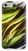 Abstract 7-26-09-a IPhone Case