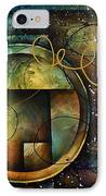 Abstract Design 4 IPhone Case