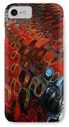 Abstract-infinity Two IPhone Case