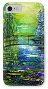 After Monet IPhone Case