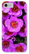 Alaskan Wild Flowers IPhone Case