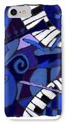 All That Jazz 3 IPhone Case