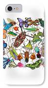 Amazon Insects IPhone Case