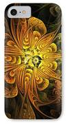 Amber Light IPhone Case