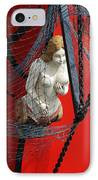Angel Of The Seas IPhone Case