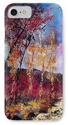 Autumn 760808 IPhone Case