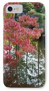 Autumn Color Poster IPhone Case