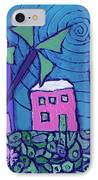 Back Home On The Island IPhone Case