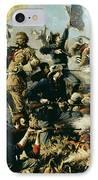 Battle Of Little Bighorn IPhone Case