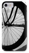 Beach Bicycle IPhone Case