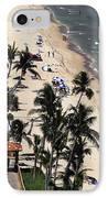 Beach Scene IPhone Case