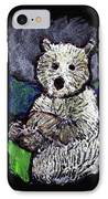 Bearly Scary IPhone Case