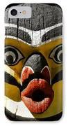 Bird Man IPhone Case