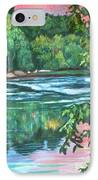Bisset Park Rapids IPhone Case