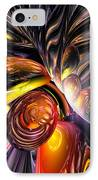 Blaze Abstract IPhone Case