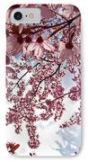 Blossom Artwork Spring Flowers Art Prints Giclee IPhone Case