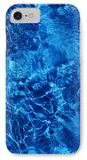 Blue Blue Water IPhone Case