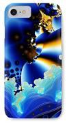 Blue Hue IPhone Case