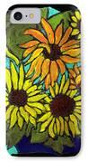 Boquet Of Sunshine IPhone Case