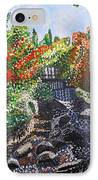 Botanic Garden Merano 1 IPhone Case