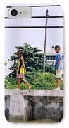 Boys In Bangkok IPhone Case