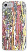 Brimstone Forest IPhone Case