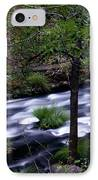 Burney Creek IPhone Case