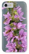 Busy Flower IPhone Case