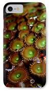 Button Polyps IPhone Case