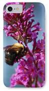 Buzzed IPhone Case