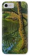 Canal In Sunlight IPhone Case