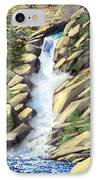 Canyon Falls IPhone Case