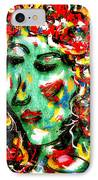 Carnival Girl IPhone Case