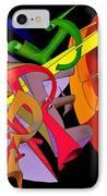 Carpe Diem II IPhone Case