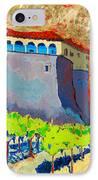 Castello Di Villafranca IPhone Case