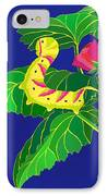 Caterpillar IPhone Case