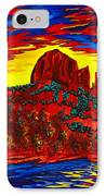Cathedral Magic IPhone Case
