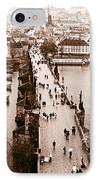 Charles Bridge II IPhone Case