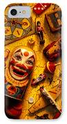 Childhood Toys IPhone Case
