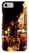 Christmas In Amsterdam IPhone Case