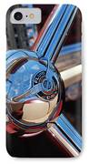 Chrysler Town And Country Steering Wheel IPhone Case