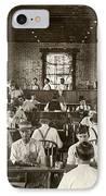 Cigar Factory, 1909 IPhone Case