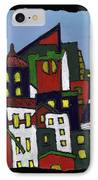 City At Christmas IPhone Case