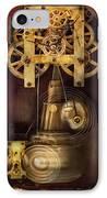Clockmaker - The Mechanism  IPhone Case