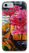 Color Texture And Light IPhone Case