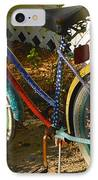 Colorful Bike IPhone Case