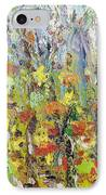 Colorful Forest IPhone Case