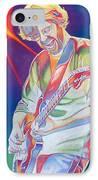 Colorful Trey Anastasio IPhone Case