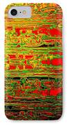 Colorisentences IPhone Case